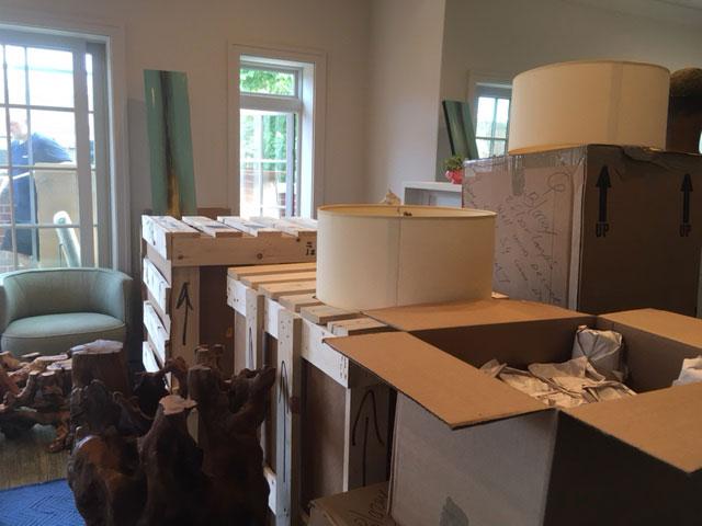 Unpacking Before