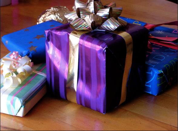 Your Christmas Presence